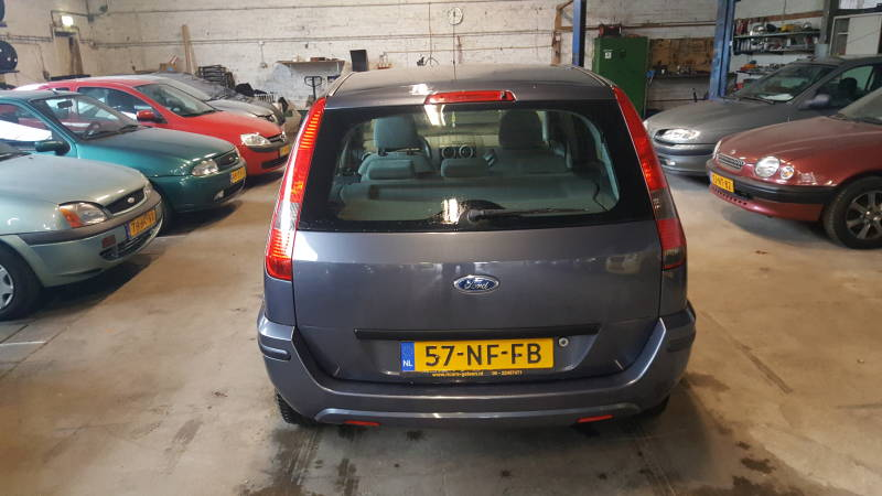 FORD FUSION 1.6 16v NETTE STAAT