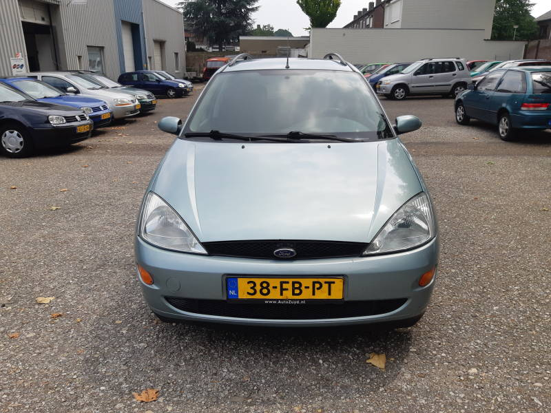 FORD FOCUS WAGON 1.6 16V ZETEC
