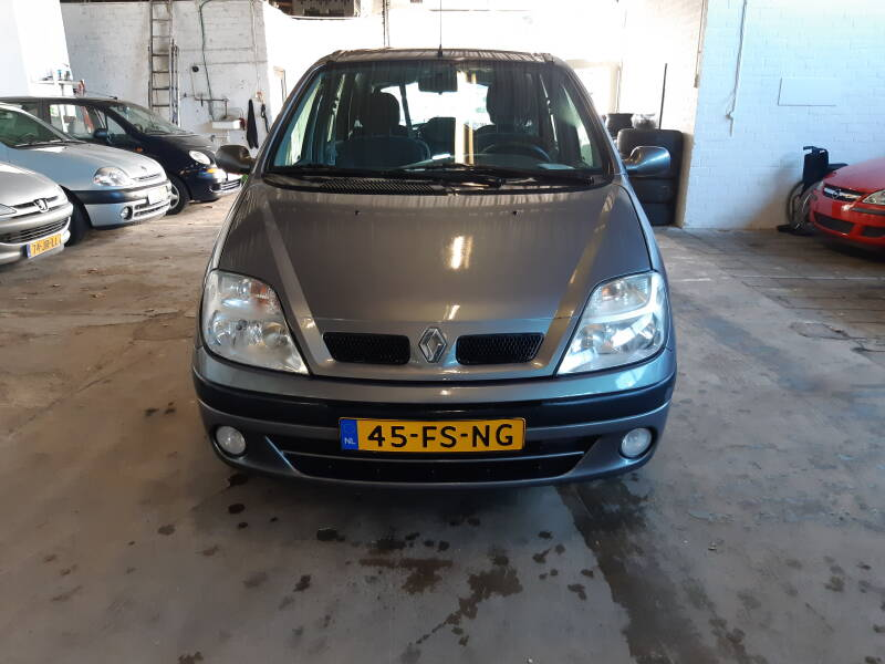 RENAULT SCENIC AUTOMAAT!!!!! NWE APK