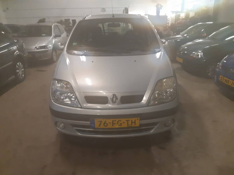 RENAULT SCENIC 2.0 RXI  G3 GAS.NWE APK