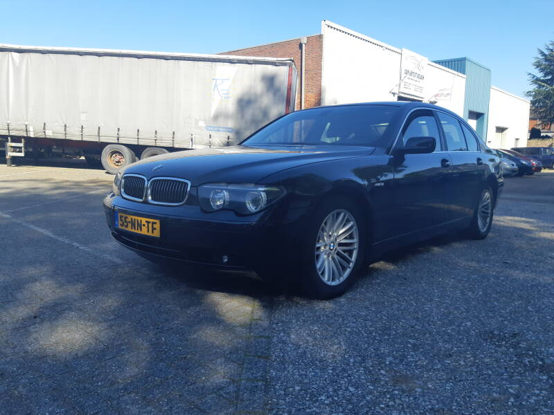BMW 745i BOMVOLLE AUTO AUTOMAAT