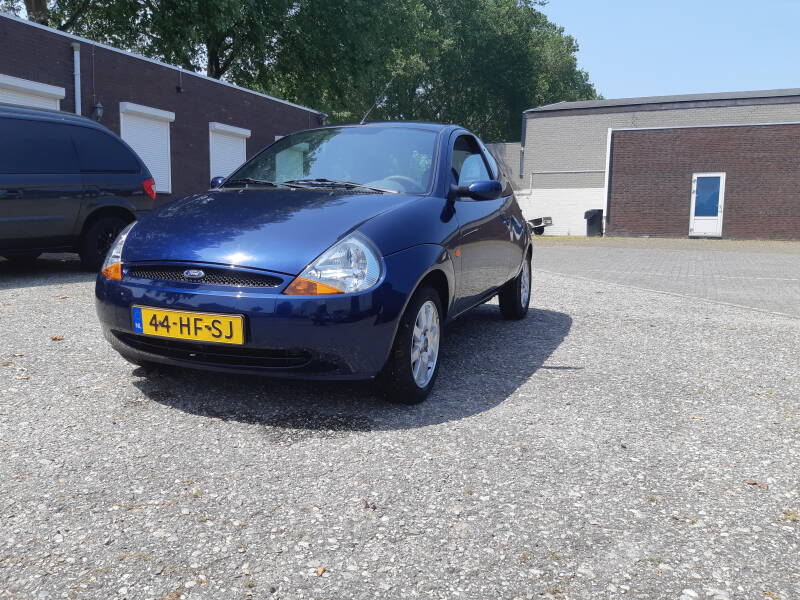 FORD KA 1.3 5EDITION MET OPTIES