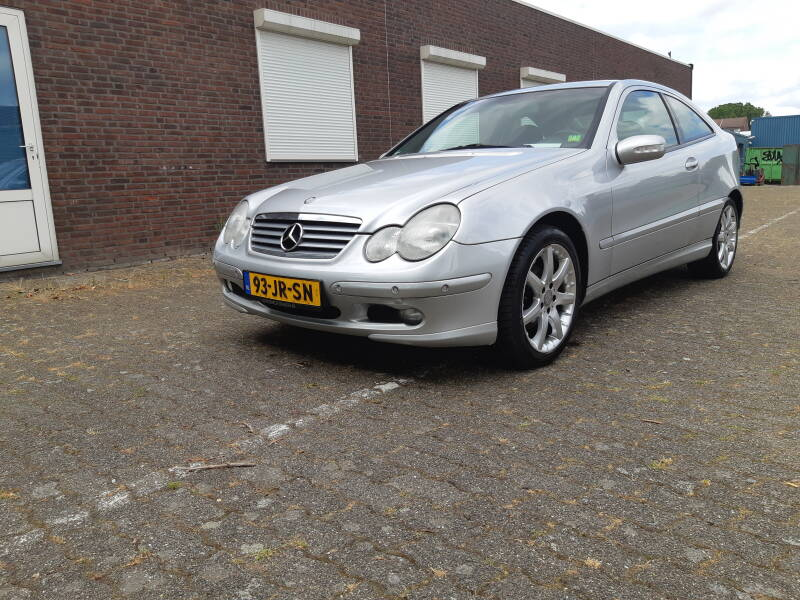 MERCEDES BENZ CLK 200  KOMPRESSOR