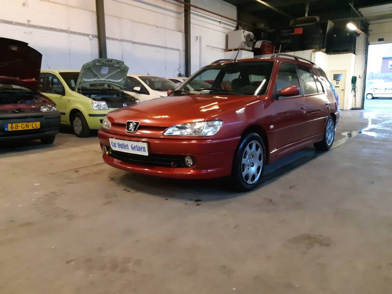 PEUGEOT 306 BREAK 1.8 16V G3 GAS.