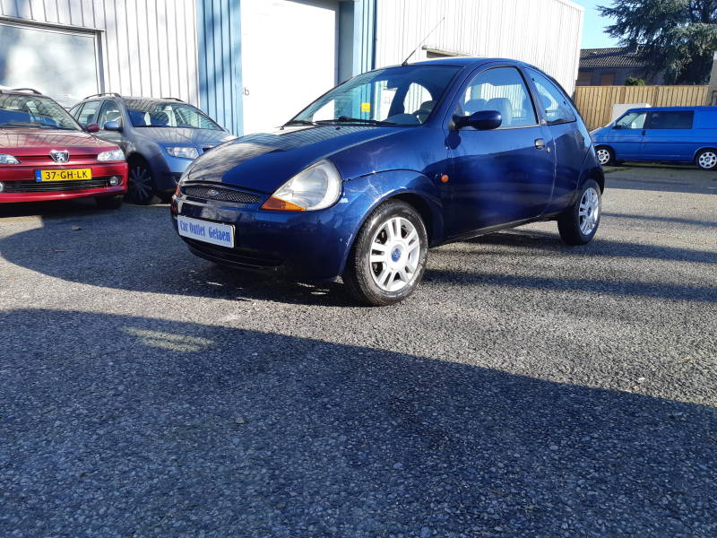 FORD KA VOL LEDER INTERIEUR NWE APK