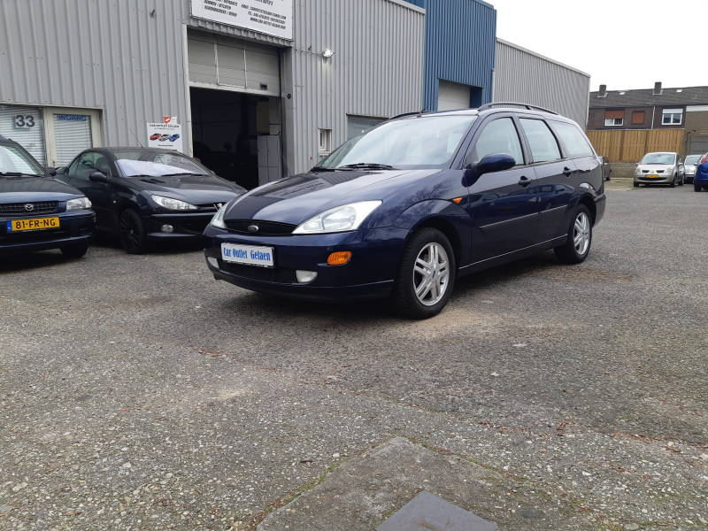FORD FOCUS 1.6 WAGON