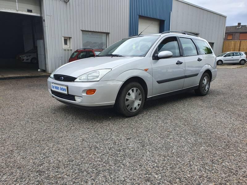 FORD FOCUS WAGON 1.6 16V GHIA
