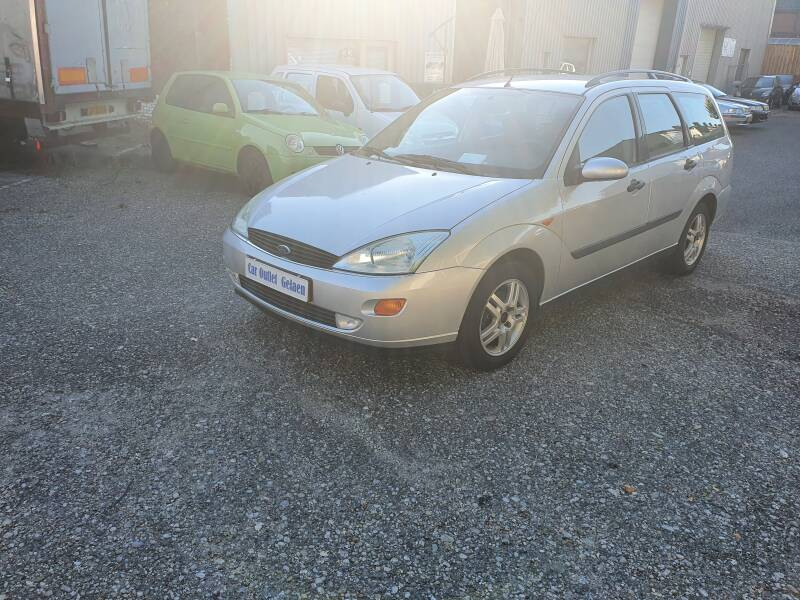 FORD FOCUS WAGON 1.8 GHIA