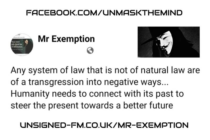 Mr Exemption Stickers - Mixed Packs