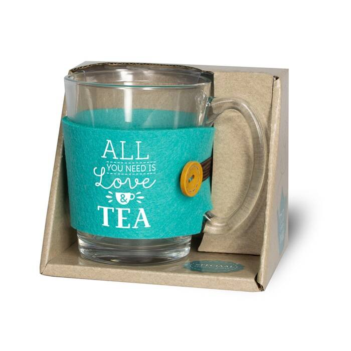 Theetas all you need is love and tea