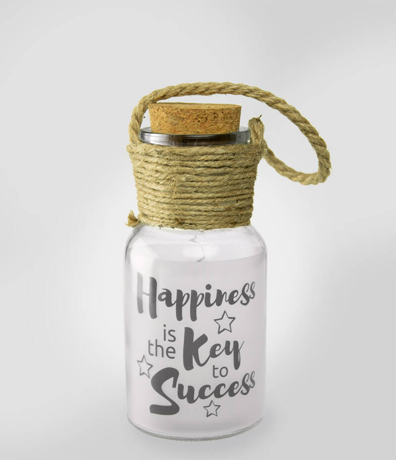 Big star light -Hapiness is the key to succes.