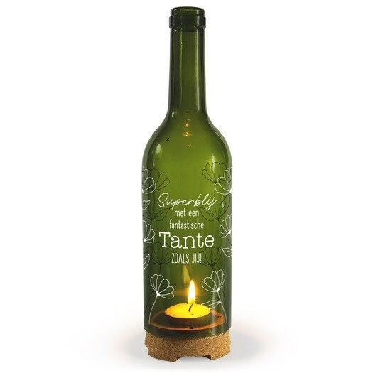 Winecandle 'tante'