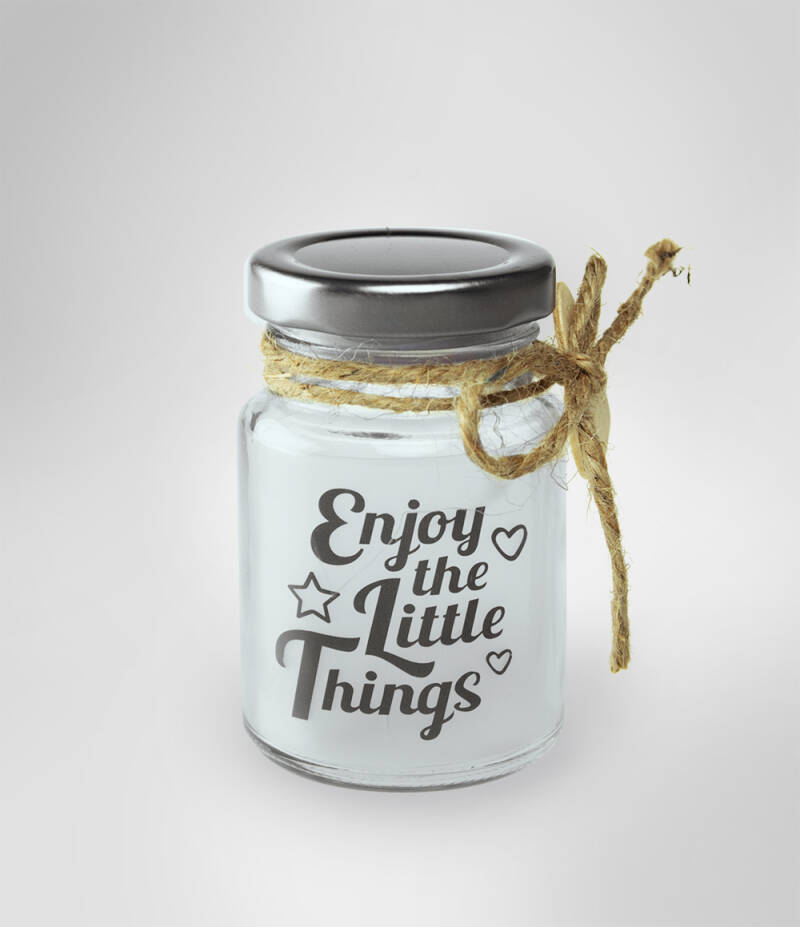 Little star light: Enjoy the little things