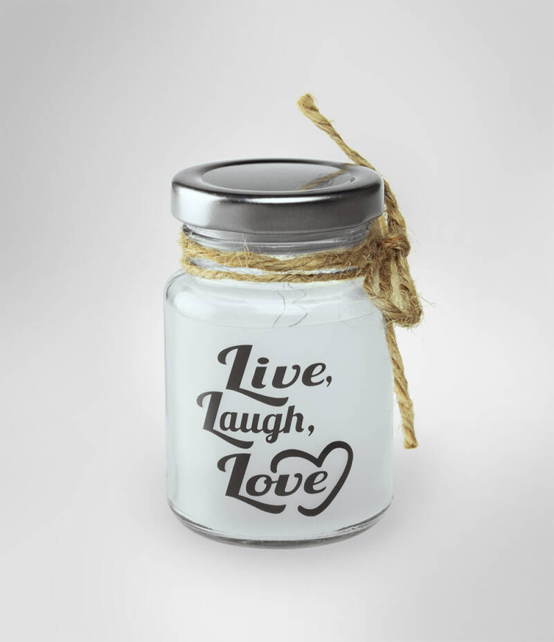 Little star light: Live laugh love