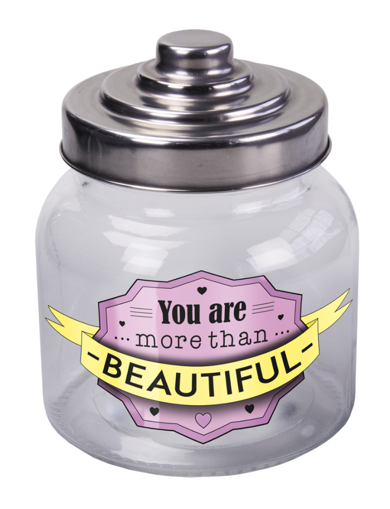 Snoeppot: You are more than beautiful