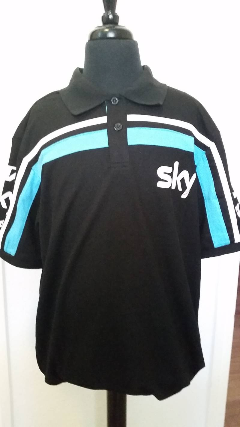 Sky Racing team polo