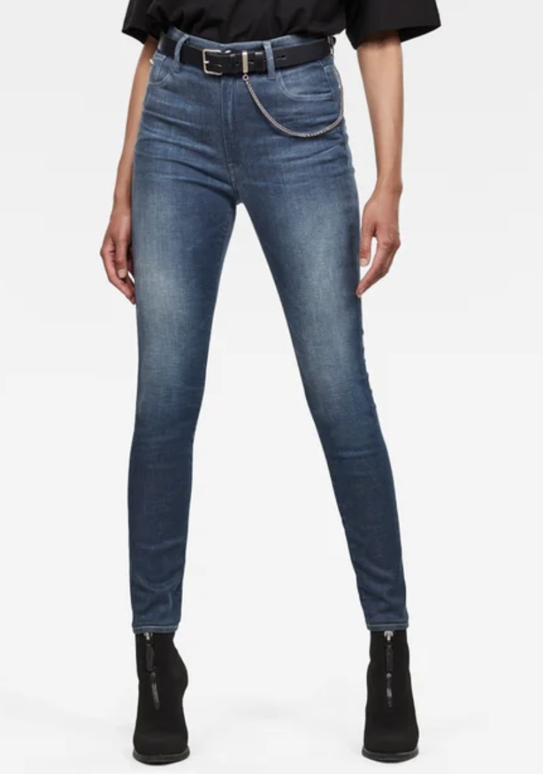G-STAR Kafey Ultra High Skinny Jeans
