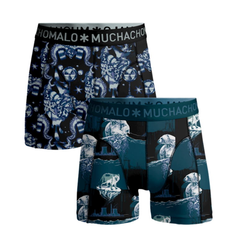 Muchachomalo - Climate Change Print 2Pack