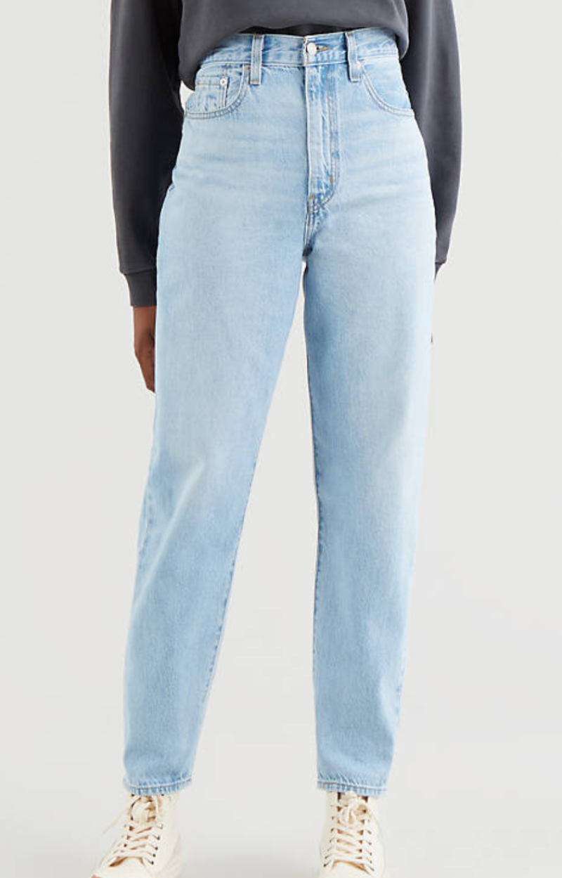 LEVI High Loose Taper Jeans