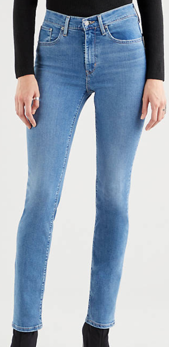 LEVI 724™ High Rise Straight Jeans