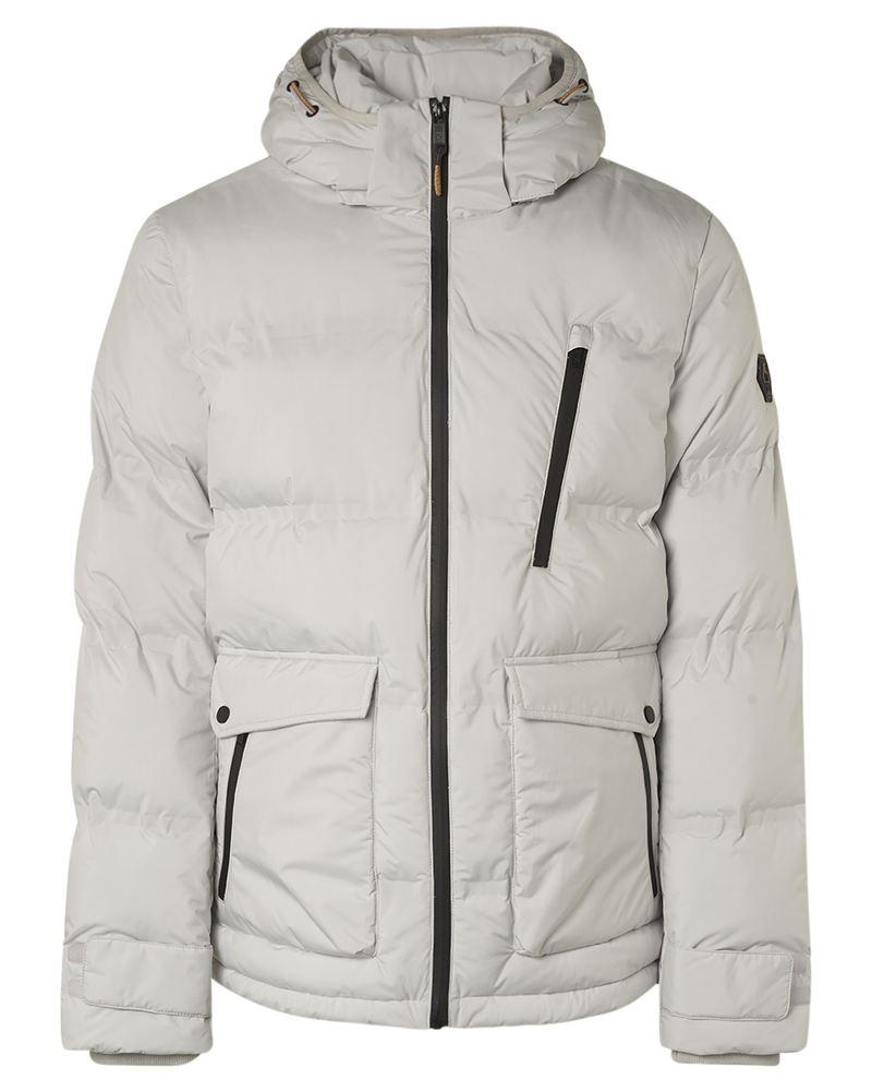 No Excess - Jacket Short Fit Hooded Padded Sealed