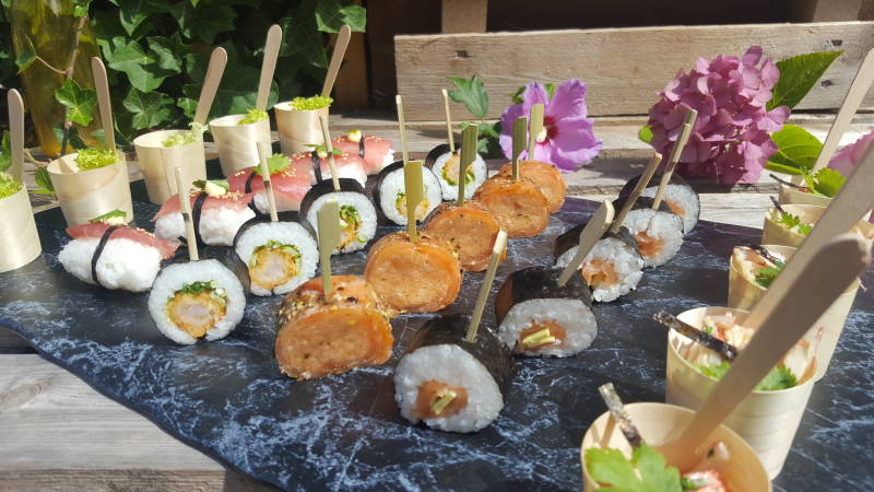 Sushi Compleet