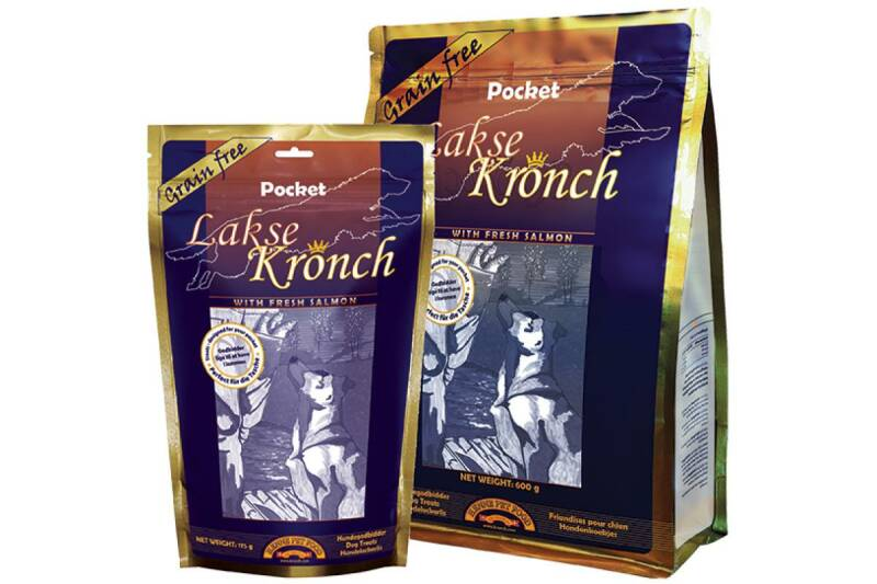 "Lakse Kronch ""pocket"""