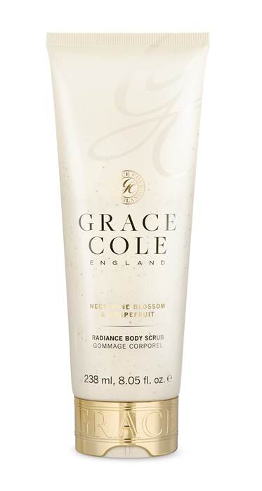 GRACE COLE - BODY SCRUB  - Nectarine Blossom & Grapefruit