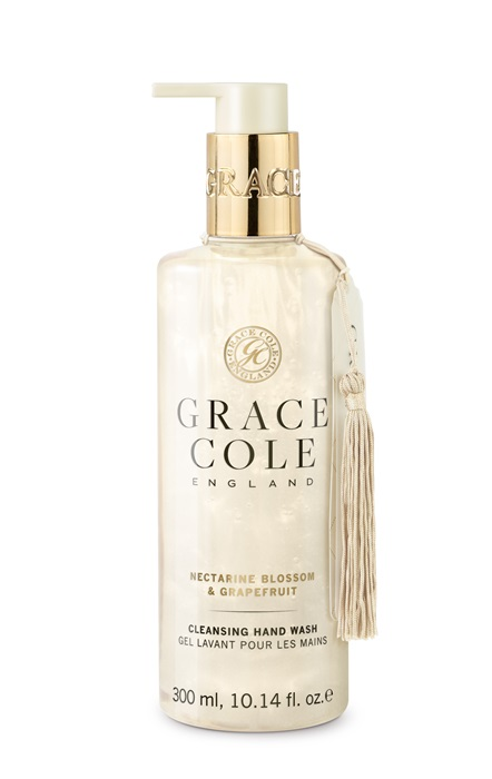 GRACE COLE - HAND WASH - Nectarine Blossom & Grapefruit