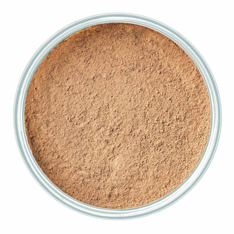 Mineral Powder Foundation 8