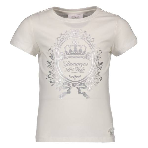 T-shirt Glamorous - Gebroken wit Le Chic