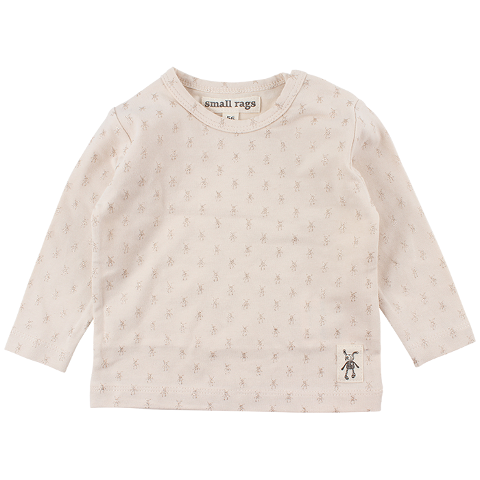 T-shirt mini Mr Rags- Beige