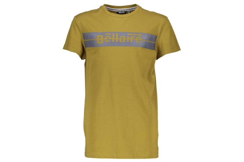 "T-shirt ""Bellaire""  - Groen"