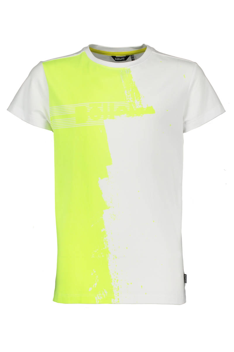T-shirt - Geel Bellaire