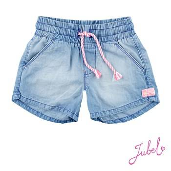 Short Denim  - Lichtblauw Jubel