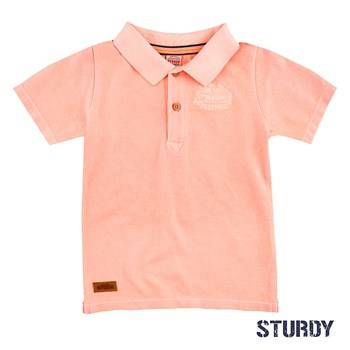 "Polo ""saturday and sunday"" - Zalm Sturdy"