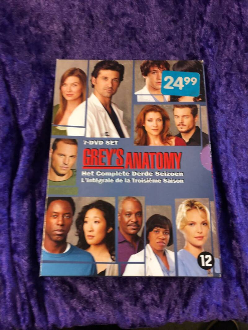 Grey's Anatomy (seizoen 3)