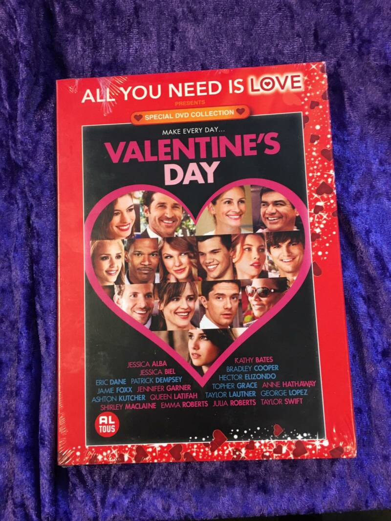All You Need Is Love Valentines Day