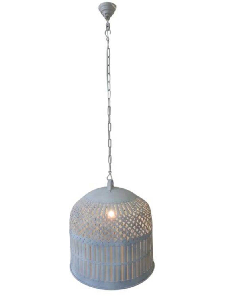 Kooi Lamp Wit 87412AW