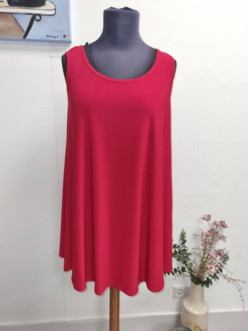 Only M Snooze Top Rood Dolce