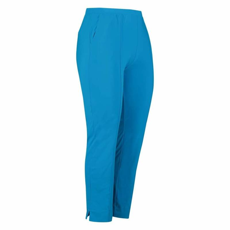 Plus Basic Pantalon Aqua