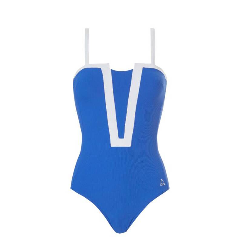 Tweka swimsuit strapless soft cup