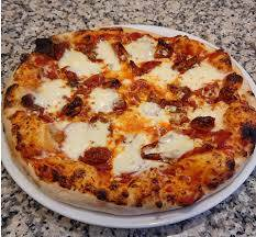 pizza arrabiata