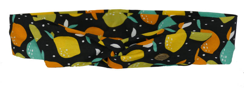 STOCKVERKOOP -70% Haarband Sweet lemon - Twistbandana Billie