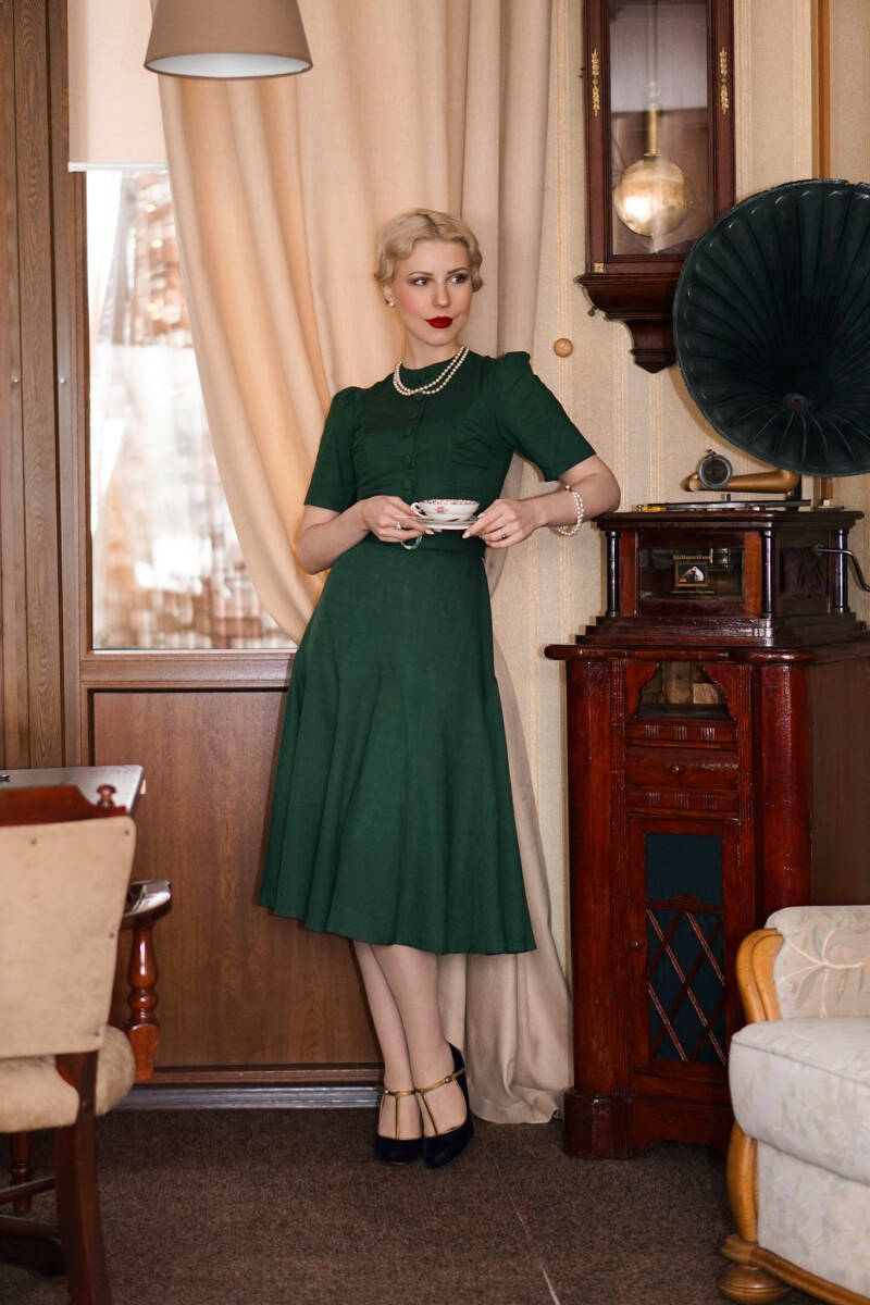 The Dolores Dress