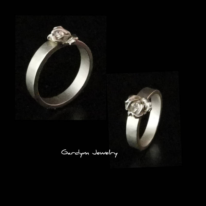 Ring - Roses Collection - RC30020