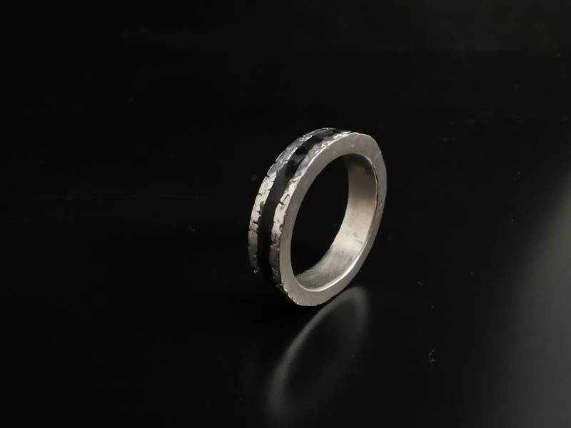 Ring -  Rough Stone - RS60025