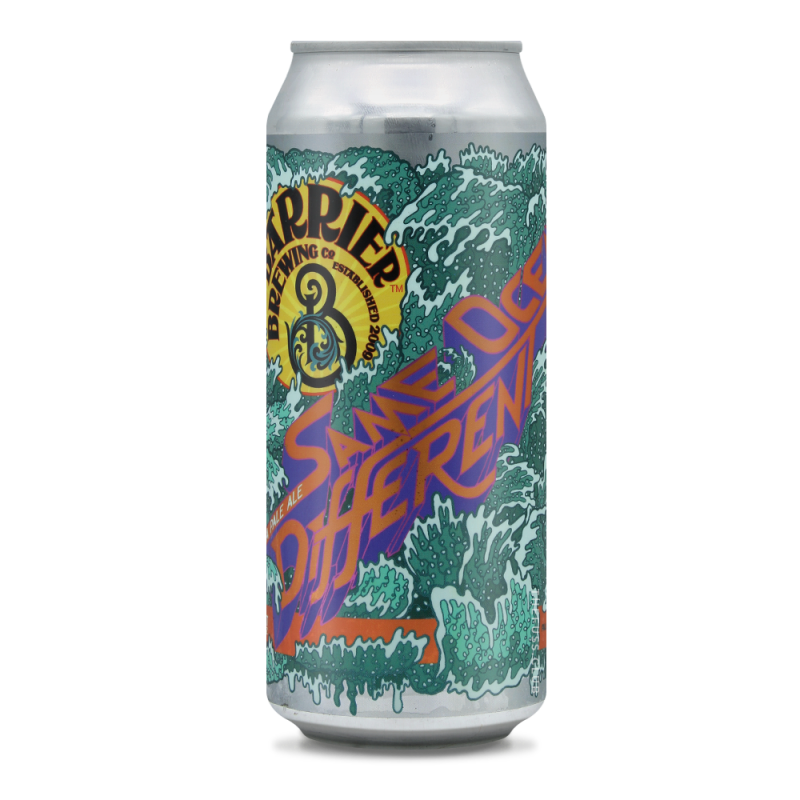 Barrier Brewing Company   Same Ocean Different Wave   IPA