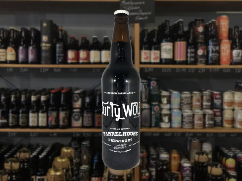 Curly Wolf | Stout