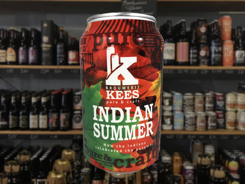 Kees Indian Summer Doppelbock | Bock